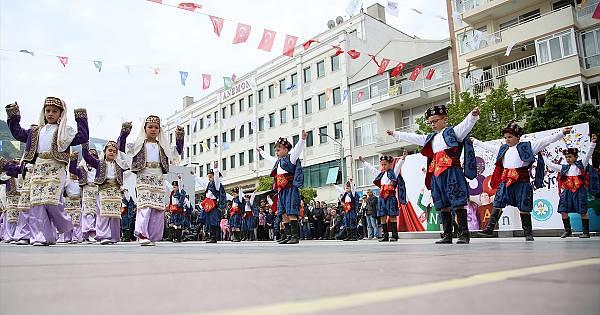 23 Nisan Ulusal Egemenlik ve Çocuk bayramı (23 Nisan 2019)