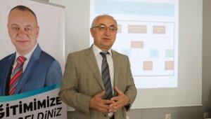 """Manisa Büyükşehir personeline """"Netcad"""" eğitimi"""
