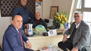 Yunusemre Belediyesinin muhtarlara desteği sürüyor