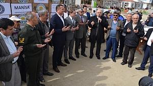 Köprübaşı'ndan Mehmetçik'e Zeytin Dalı desteği