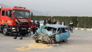 Savaş değil kaza bilançosu: 210 ölü 7 bin 420 yaralı