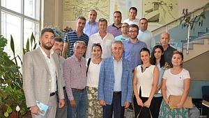 Türk Eximbank'tan Salihlili İhracatçılara Bilgilendirme
