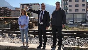 Bozyaka, Tren Yoyu İçin Çözüm İstedi
