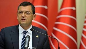 CHP'li Özel, içtüzük değişikliğine ilişkin Anayasa Komisyonu'nda konuştu