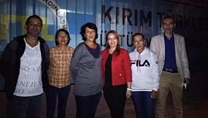 KOÇGED Kırım Türkleri'ni ziyaret etti