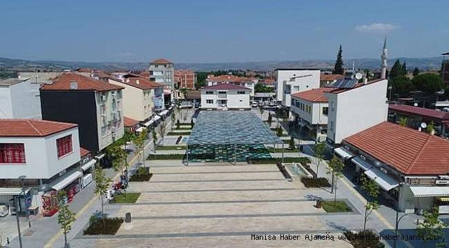 Köprübaşı Meydanı'na Gazi Atatürk Adı Verildi