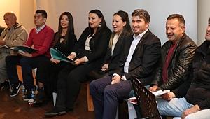 Kula Belediyesi Türk Sanat Müziği Korosu Yeni Sezon Çalışmalarını Sürdürüyor