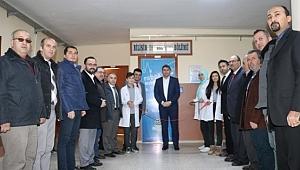 Başkan Tosun, RoboKula Maker Atölyesi'nin Açılışına Katıldı