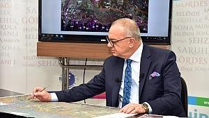 """Başkan Ergün, """"2023 Hedefimiz 500 Mahallenin Altyapısını Yenilemek"""""""