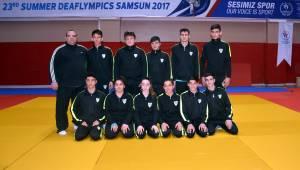 Büyükşehir'in Judocuları Ümitler Avrupa Kupası'nda Boy Gösterecek
