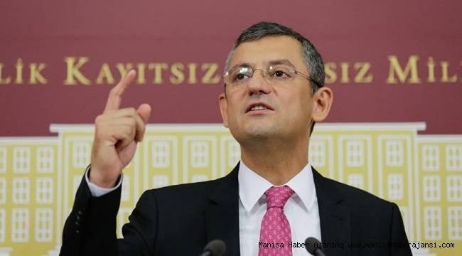 CHP'li Özel: 18 gün daha Anayasa'yı ihlal suçuna göz yummayız