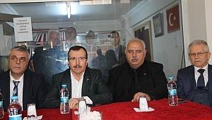 Cumhur İttifakı AK Parti'den MHP'ye ziyaret