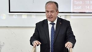 """DGYD Başkanı Özen, """"10 Ocak'ı kaygı ve endişeyle karşılıyoruz"""""""