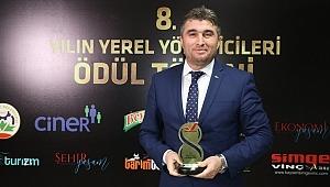 Hüseyin Tosun, İstihdam Dalında Yılın Belediye Başkanı Seçildi