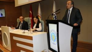 Manisa TSO'nun Ocak ayı Meclis Toplantısı Yapıldı