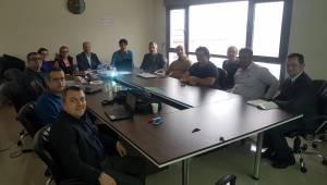 """MCBÜ Hasan Ferdi Turgutlu Teknoloji Fakültesinde """"Proje Yönetimi Eğitimi"""" Verildi"""