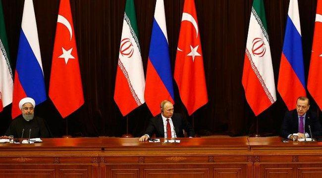 3 lider dördüncü kez Suriye zirvesinde buluşacak