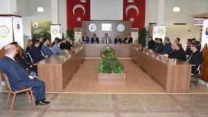 Başkan Çelik 'Sivil Toplum Şehrimizin figüranı değil aktörüdür'