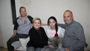 Cesur Köpek Bonbon 4 Kişilik Bir Ailenin Hayatını Kurtardı