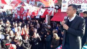 CHP'li Özel: CHP ayrışmak yerine birleşmeyle güçlendirmeye geliyor
