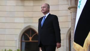 Irak Cumhurbaşkanı'ndan Trump'ın sözleri hakkında açıklama
