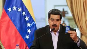 Maduro: Vatan haini olmayacağım