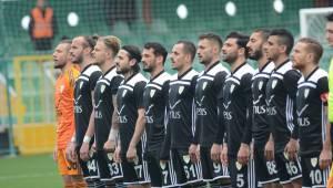 Manisa Büyükşehir Belediyespor'dan 4 Gollü Muhteşem Galibiyet: 4-0