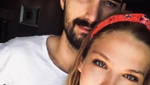 Yasemin Şefkatli'den romantik İdo paylaşımı