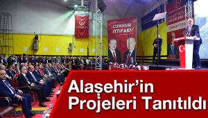 Alaşehir'in Projeleri Tanıtıldı