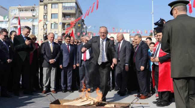 Başkan Ergün Nevruz Bayramı'nı Kutladı