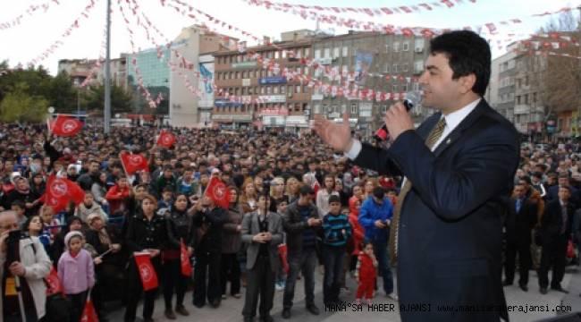 DP Genel Başkanı Gültekin Uysal Yarın Manisa'da