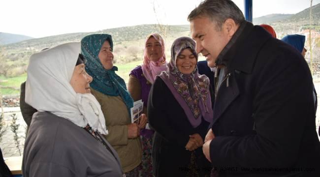 KÖSELER'E YENİ PAZARYERİ VE PARK