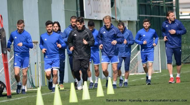 Manisa Büyükşehir Belediyespor, Şanlıurfaspor Maçının Hazırlıklarına Başladı