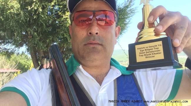 Manisa Büyükşehir'in Atıcısı Şampiyonluğa Uzandı