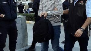 Manisa'da 35 yıl hapis cezası bulunan hükümlü yakalandı