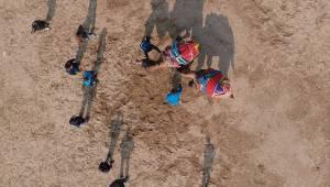Manisa'da deve güreşi festivali