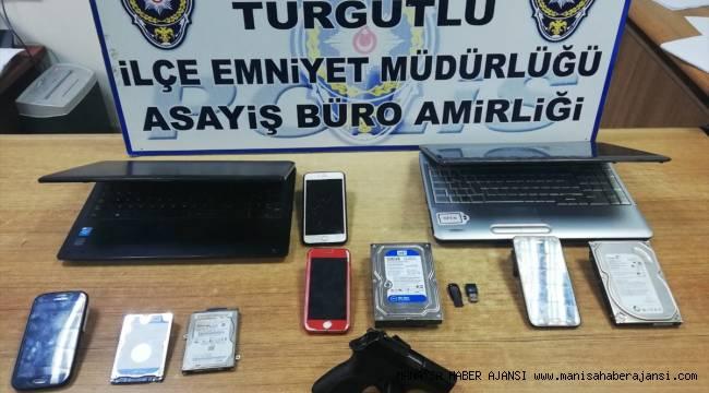 Manisa'da yasa dışı bahis operasyonu: 4 gözaltı