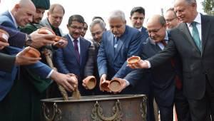 Mesir Macunu Festivali'nde karma töreni heyecanı