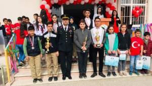 Ahmetli'de 23 Nisan coşkusu