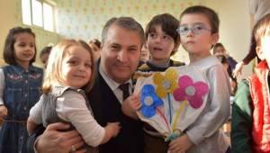 Başkan Çerçi 23 Nisan Ulusal Egemenlik Ve Çocuk Bayramı'nı Kutladı