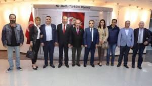 DGYD'den Turgutlu protokolüne önemli ziyaretler