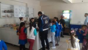 Kırkağaç Zabıta Müdürlüğünden Okul Kantinlerinde Kapsamlı Denetim