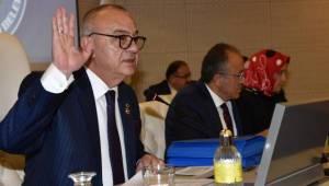 Manisa Büyükşehir Belediye Meclisi ilk toplantısını yaptı
