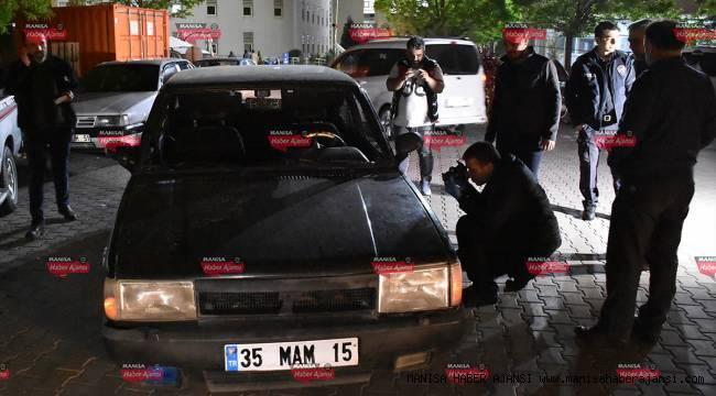 Manisa'da silahlı saldırı: 1 yaralı