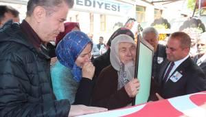 MHP Alaşehir ilçe başkanının cenazesi toprağa verildi