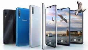 Samsung Galaxy A Serisinde herkese uygun telefon var