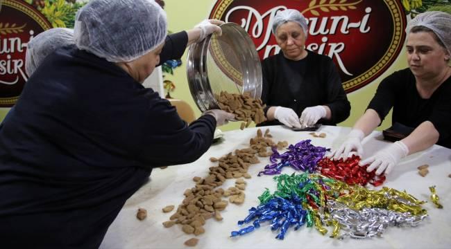 Tescilli mesir macununda hedef yurt dışı pazarı