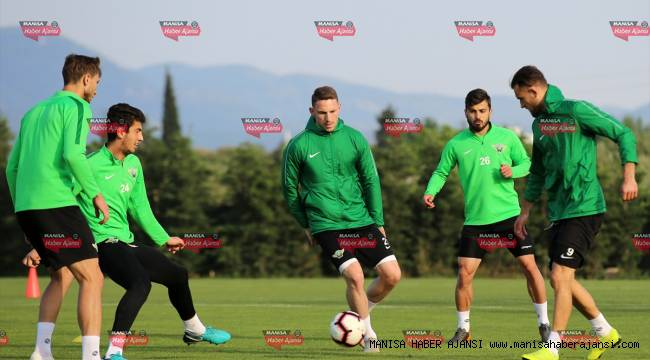 Akhisarspor Fenerbahçe maçına hazır
