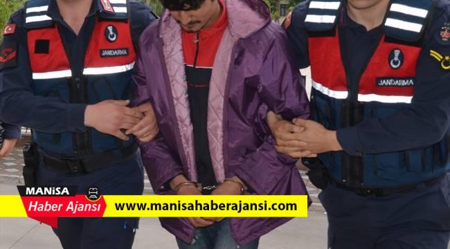 Manisa'daki cinayetin zanlısı, sınırı geçmek isterken yakalandı
