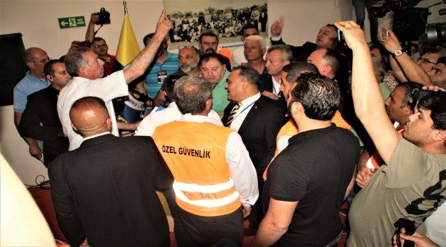 Menemen Belediyespor'da yeni başkan Tahir Şahin oldu